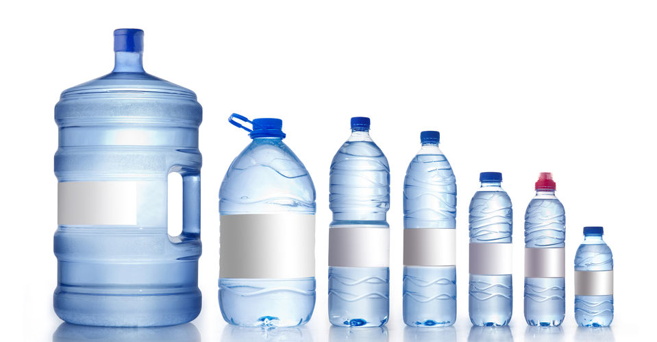 indian bottled water market