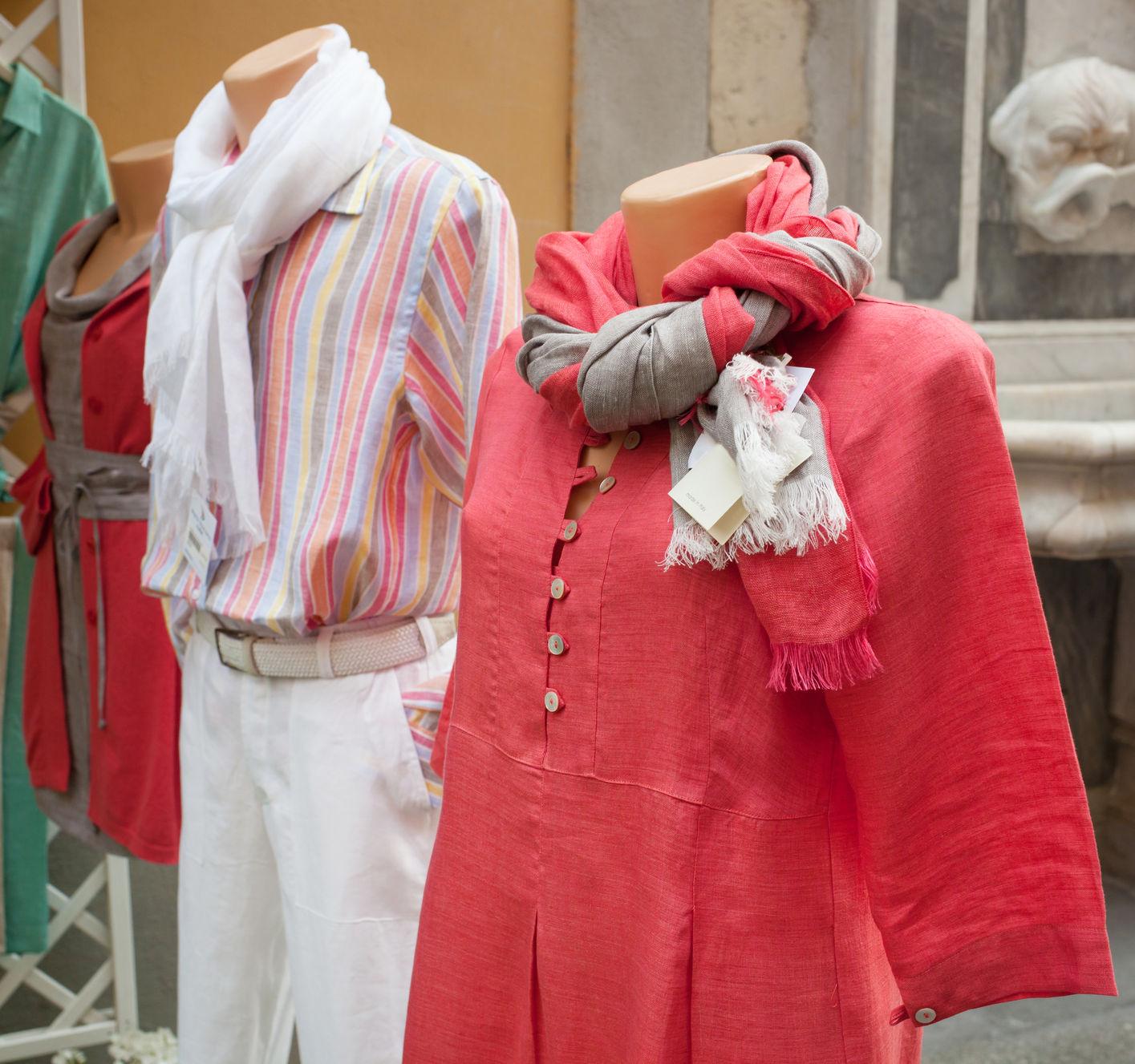 linen apparels