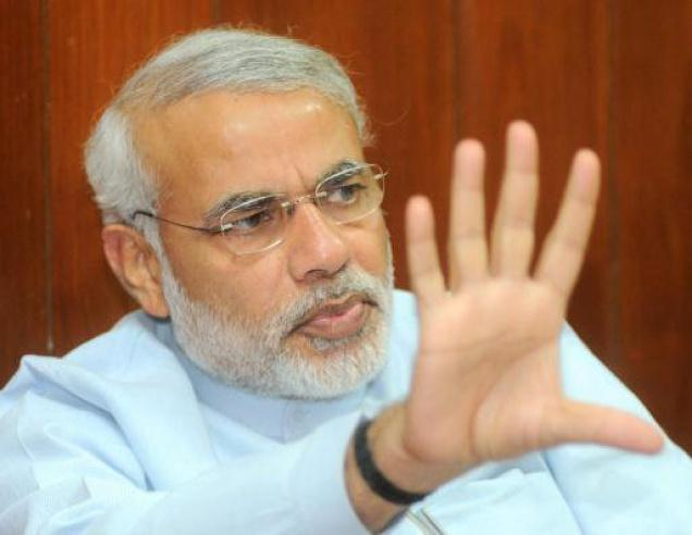 narendra modi PM of india